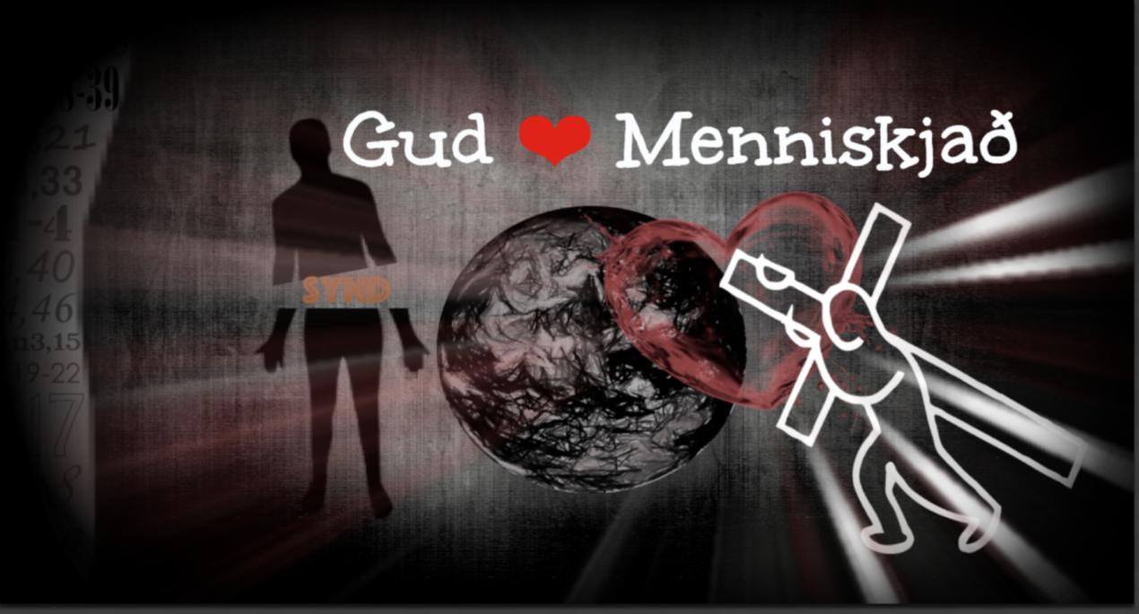 Gud ❤ Menniskjað