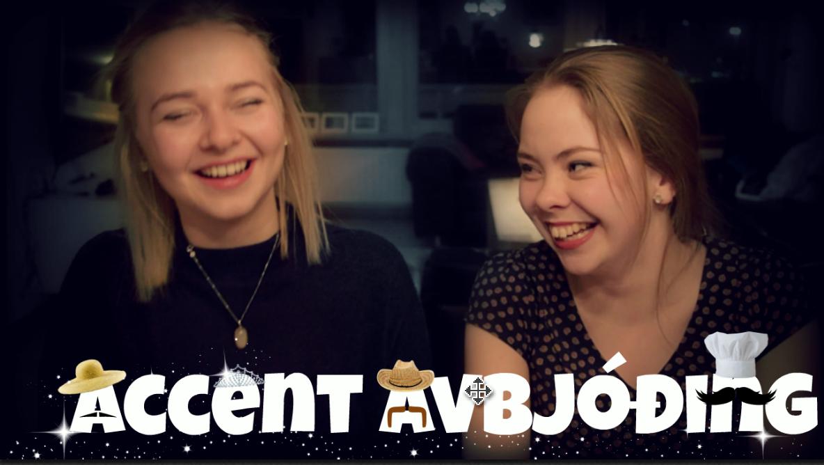 accent avbjóðing