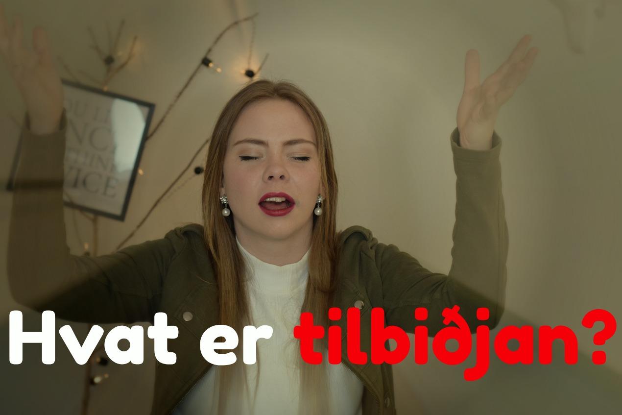Hvat er tilbiðjan? (Endamálið við lívnum)