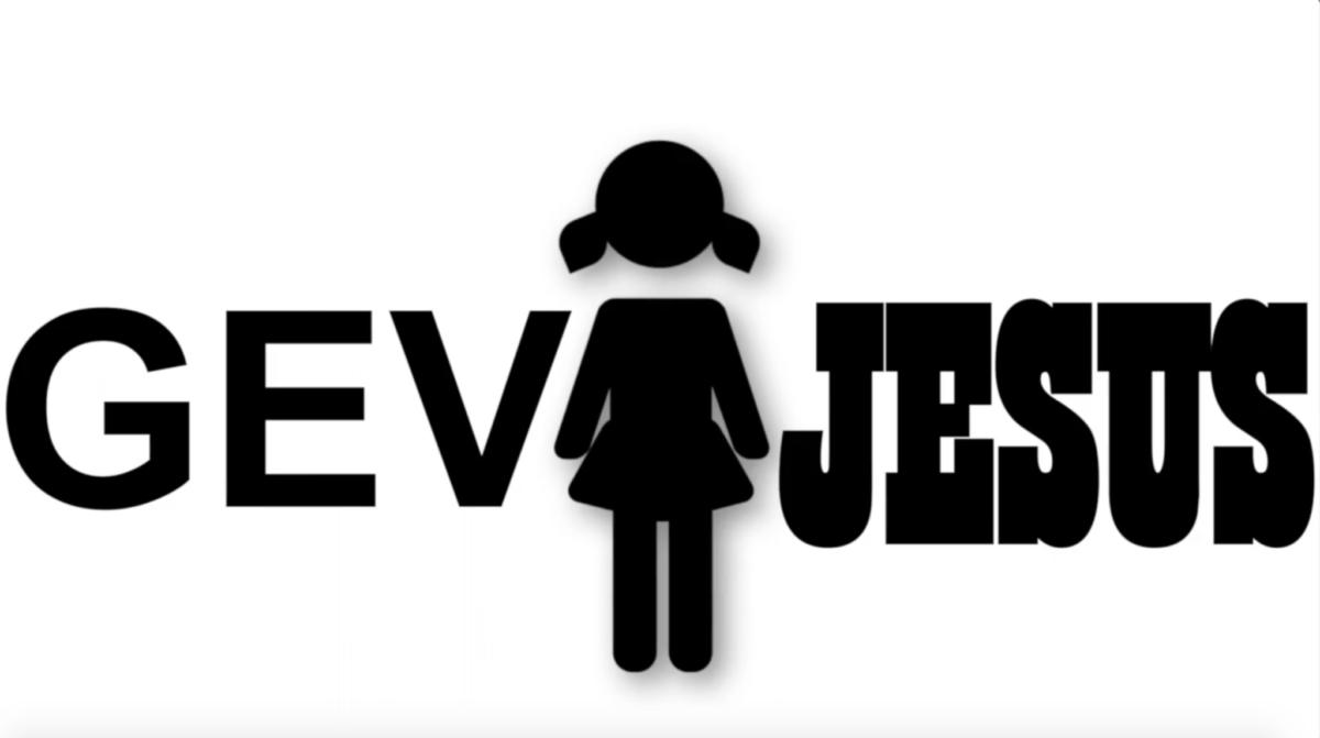 Gev mær Jesus