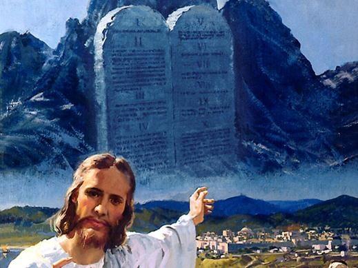 Jesus helt lógina