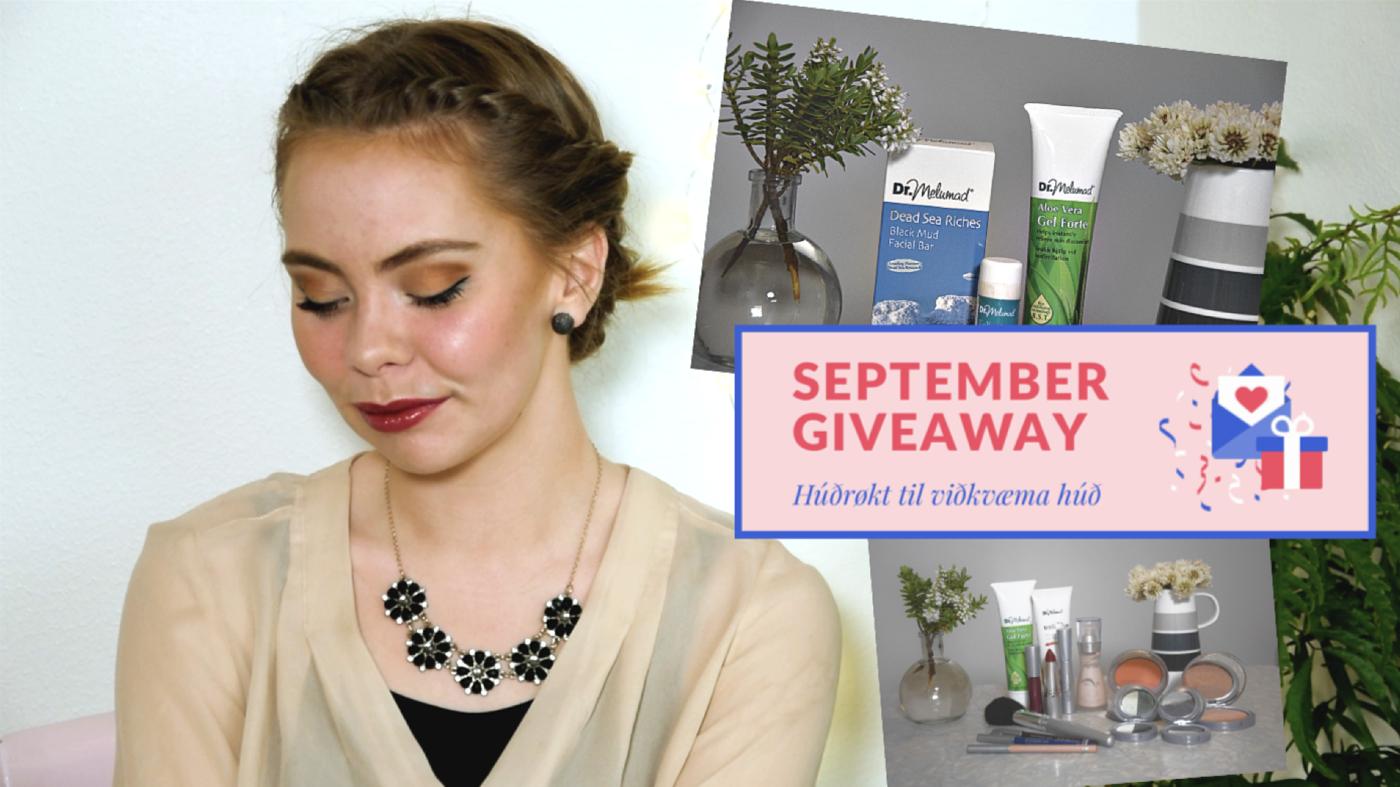 September Giveaway