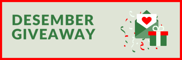 DEsember giveaway