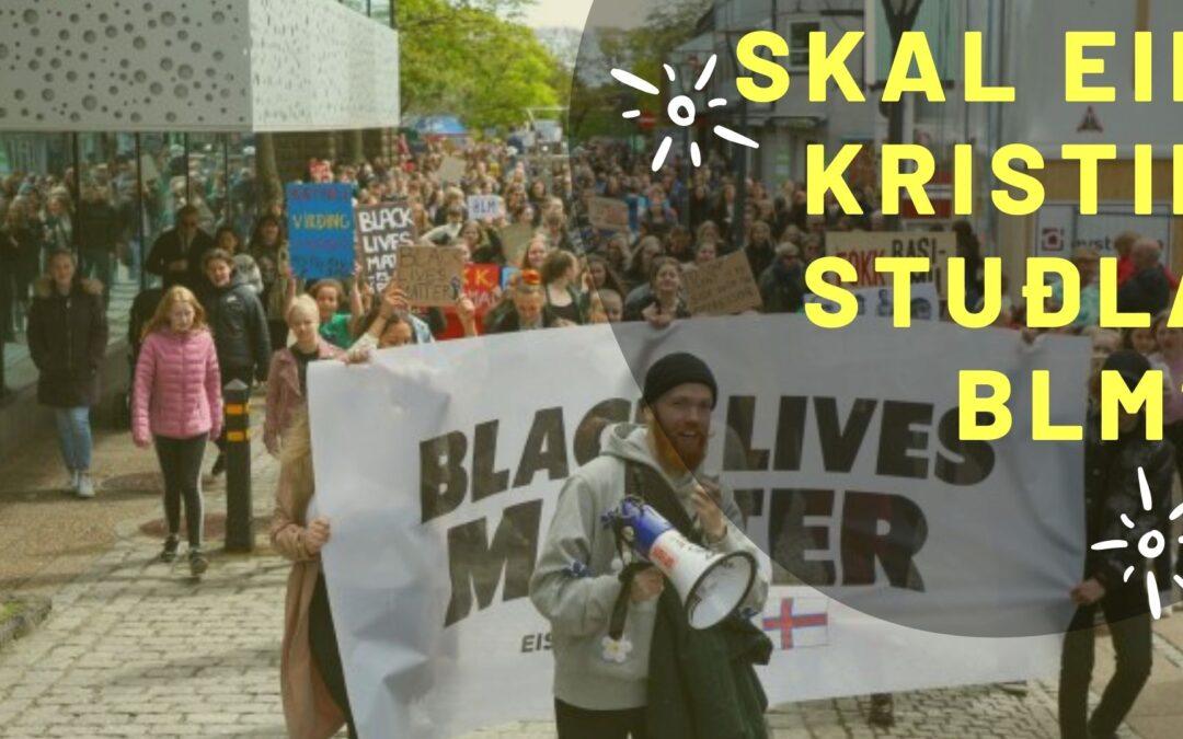Skal ein kristin stuðla Black Lives Matter?︱ Filipbr. pt.5