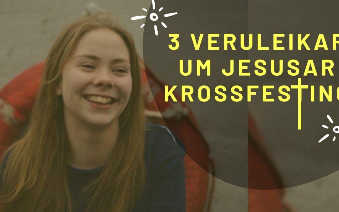 Hvussu nógv leið Jesus fyri meg? Tríggir veruleikar um Jesusar krossfesting.︱ Filipbr. pt.11