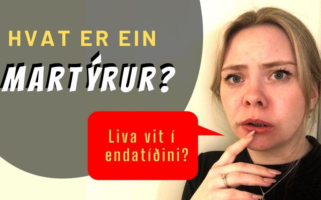 Hvat er ein martýr deyði og hendir tað enn í dag?! Liva vit í endatíðini?! ︱ Filipbr. pt. 15