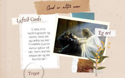 Hoyrir Gud mína bøn?