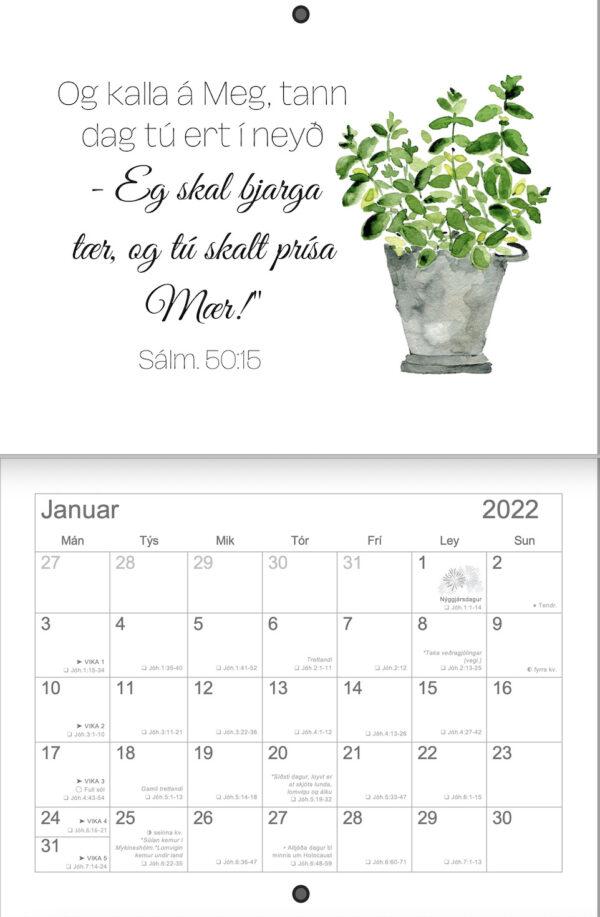 Preview 1 Kalendarin 2022